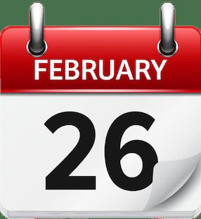 Feb 26th 2022