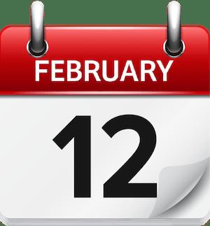 Feb 12th 2022