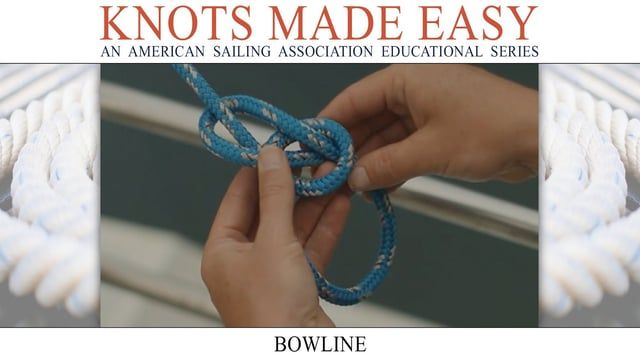 Knots Made Easy - Bowline